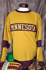 1925-1936 Minnesota Gophers Hockey Jersey