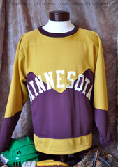 1930-1936 Minnesota Gophers Hockey Jersey