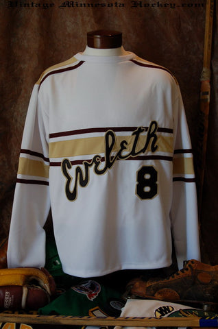 1950-1951 Eveleth High School Hockey Jersey