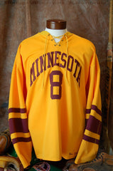 1953-1954 / 2014 Hockey City Classic Minnesota Gophers Hockey Jersey