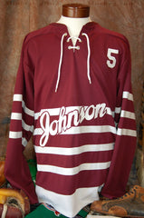 1954-1955 St. Paul Johnson High School Hockey Jersey