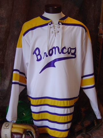 1955-1956 International Falls High School Hockey Jersey