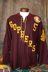 1958-1959 Minnesota Gophers Hockey Jersey