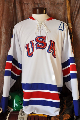 1968-1972 Team USA Home Jersey