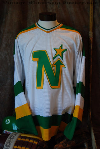 1979-1980 Minnesota North Stars Home Hockey Jersey