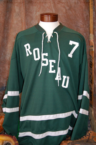1978-1979 Roseau Rams Hockey Jersey