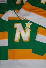 1986-1988 Minnesota North Stars Youth Hockey Jersey