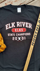 2001 Elk River Elks State Hockey Champions