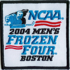 2004 Frozen Four Authentic Hockey Patch
