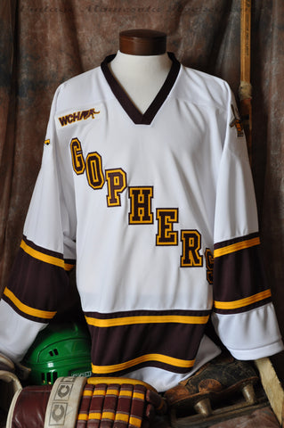 2011-2013 Minnesota Gophers Hockey Alternate Jersey
