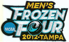 2012 Frozen Four Authentic Hockey Patch