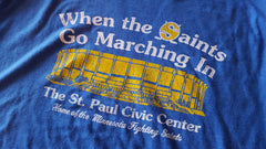 St. Paul Civic Center - MN Fighting Saints T-Shirt