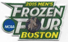 2015 Frozen Four Authentic Hockey Patch