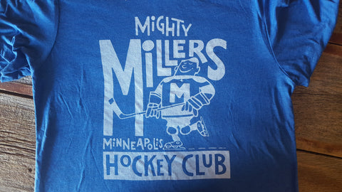 Minneapolis Millers Retro T-Shirt