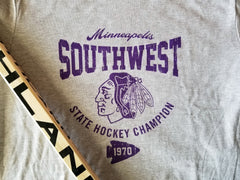 1970 Southwest Indians State Hockey Champions