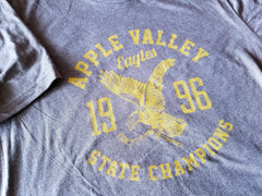 Apple Valley Eagles 1996 State Hockey Champion