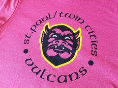 St. Paul - Twin Cities Vulcans T-Shirt