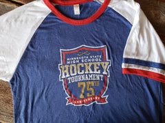 Minnesota State High School Hockey Tournament 75th Anniversary