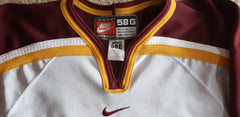 1999-2002 Nike Authentic Game Issued Gophers Jersey
