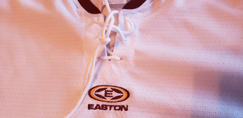 2006-2008 Easton Authentic Game Issued Gophers Home Jersey