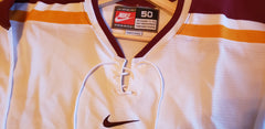 2008-2013 Nike Authentic Game Issued Gophers Home Jersey
