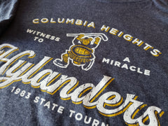 Columbia Heights Hylanders 1983 State Tourney Miracle