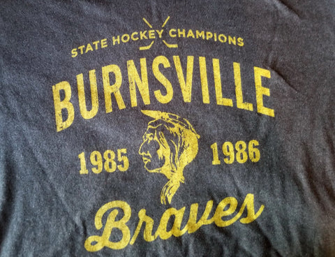 Burnsville Braves State Hockey Champions