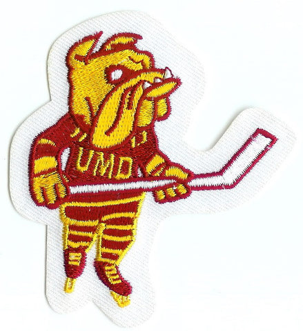 UMD Champ Bulldog Shoulder Patch