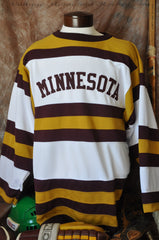 1936-1948 Minnesota Gophers Hockey Jersey
