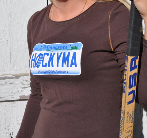 Vintage Minnesota Hockey HOCKYMA Shirt