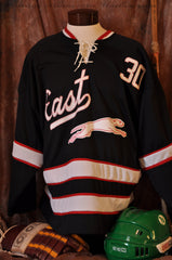 1970's Duluth East Greyhounds Hockey Jersey