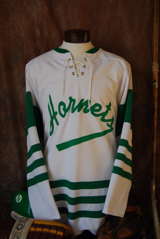 1962 Edina Morningside Hornets Hockey Jersey