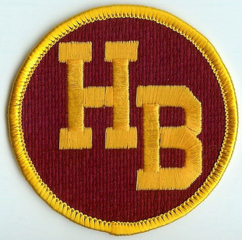 University of Minnesota Hockey HB Patch