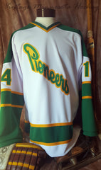 1970's era Hill-Murray Pioneers Hockey Jersey
