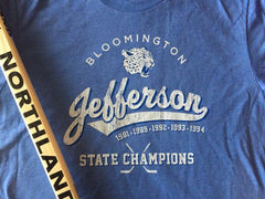 Bloomington Jefferson State Hockey Champions