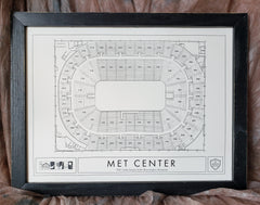 Met Center BluePrint