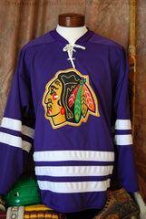 1976-1977 Minneapolis Southwest Indians Hockey Jersey