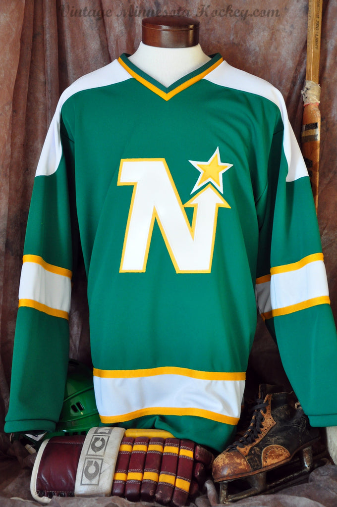 1967-1975 Minnesota North Stars Home Away Hockey Jersey  b50c2406e40