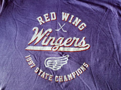 1997 Red Wing Wingers State Hockey Champion