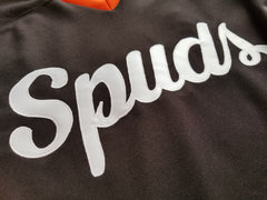 1970's era Moorhead Spuds High School Hockey Jersey