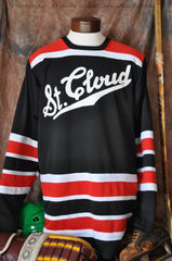 1930-1940 era St. Cloud State University Hockey Jersey