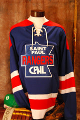 1964-1965 St. Paul Rangers Hockey Jersey