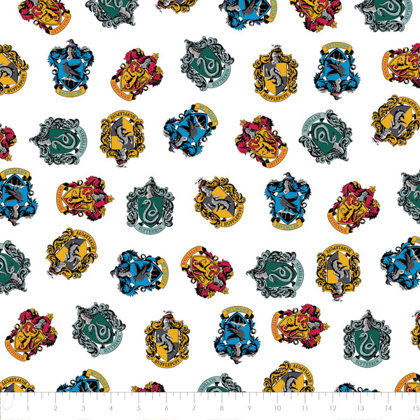 Harry Potter House Crests Fabric, Camelot