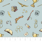 Harry Potter Magic Items Fabric, Camelot