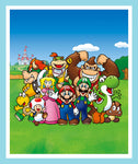 Mario and Friends Fabric Panel, Springs Creative