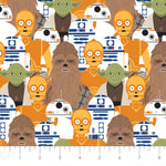 Star Wars Portrait Fabric, Camelot