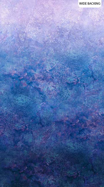 "Stonehenge Ombre 108"" Backing Fabric Ombre, Northcott"