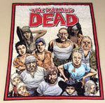 Walking Dead Panel Lap Quilt (3 different choices!)