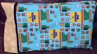 Super Mario 3 Pillow Case