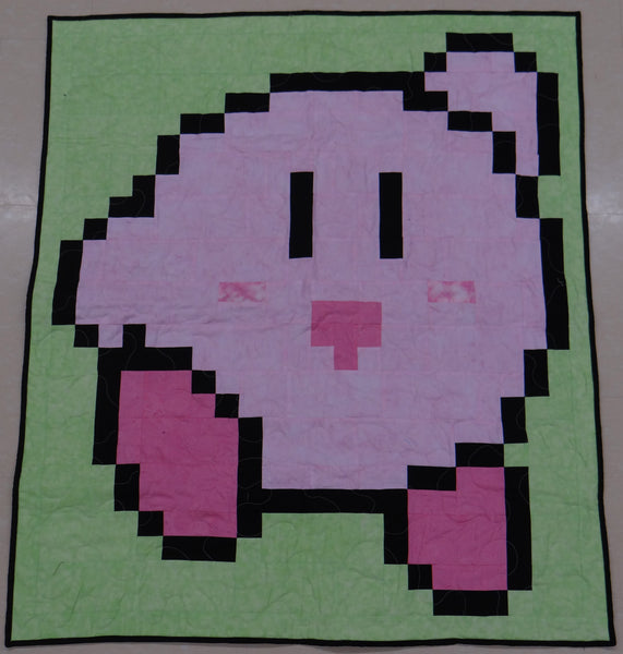 Happy Puffball Quilt